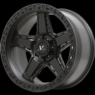 V-Rock Off-Road - VR16 Raid - Satin Black