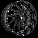 Hardrock - H704 Crusher - Gloss Black