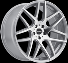 Road Street Race - R702 - Silver Machined
