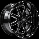 Pure Grit Off-Road - PG101 Grit - Gloss Black